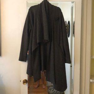All saints wool jacket